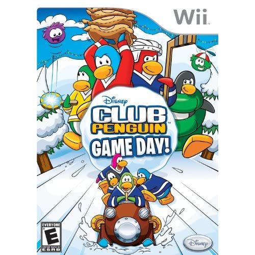 Image 0 of Club Penguin: Game Day! For Wii And Wii U Disney