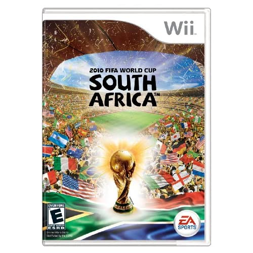 2010 FIFA World Cup For Wii Soccer
