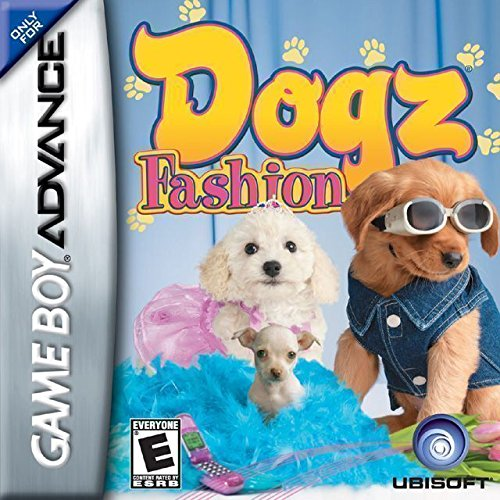 Image 0 of Dogz Fashion For GBA Gameboy Advance