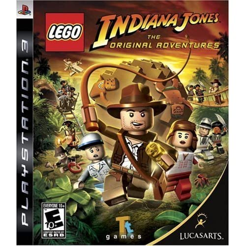 Image 0 of Lego Indiana Jones: The Original Adventures For PlayStation 3 PS3
