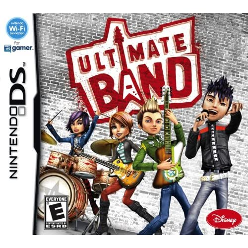 Image 0 of Ultimate Band For Nintendo DS DSi 3DS 2DS Disney