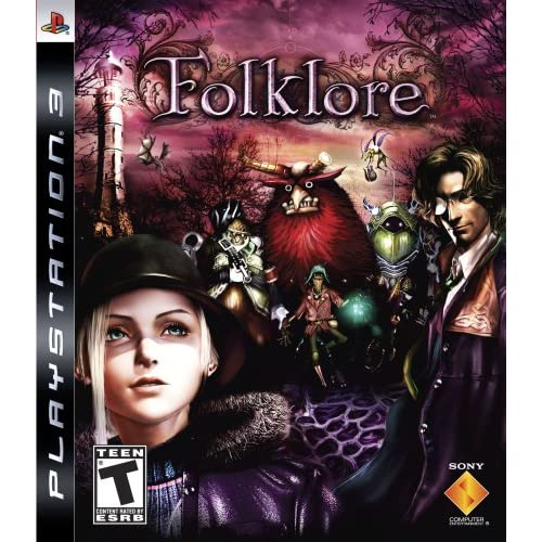 Folklore For PlayStation 3 PS3