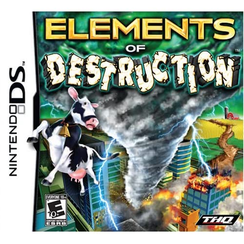 Image 0 of Elements Of Destruction Gamma Edition For Nintendo DS DSi 3DS 2DS