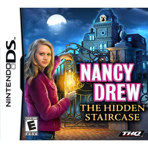 Image 0 of Nancy Drew: The Hidden Staircase For Nintendo DS DSi 3DS
