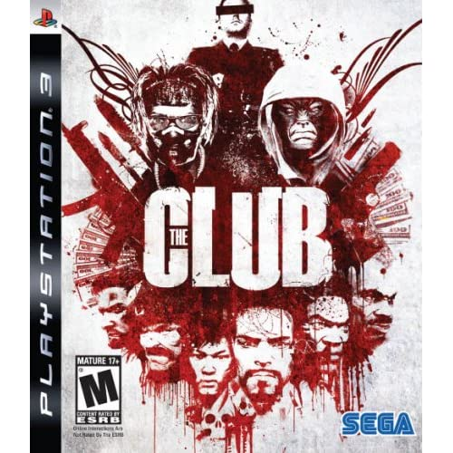 Image 0 of The Club For PlayStation 3 PS3 Shooter