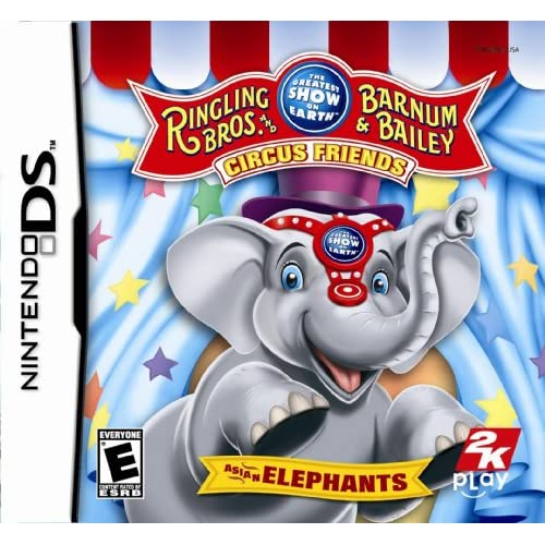 Image 0 of Ringling Bros And Barnum And Bailey Circus Friends: Asian Elephants The Greatest