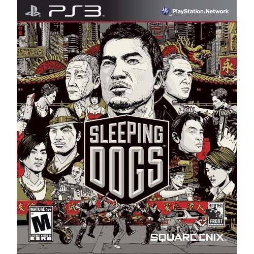 Image 0 of Sleeping Dogs For PlayStation 3 PS3
