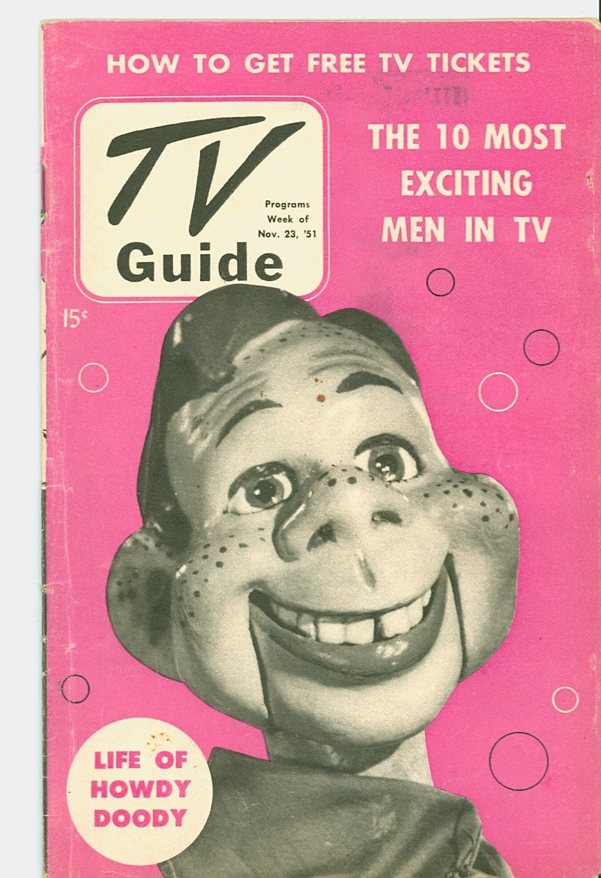 Howdy Doody on TV Guide