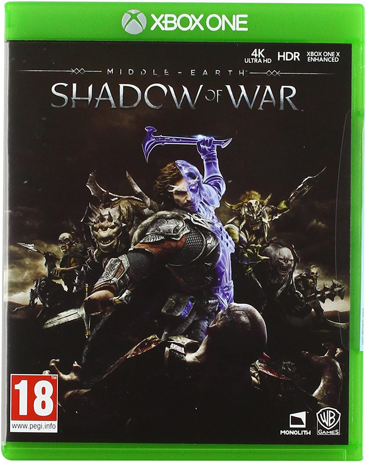 Image 0 of Middle-Earth: Shadow Of War For Xbox One