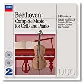 Beethoven Cello Sonatas