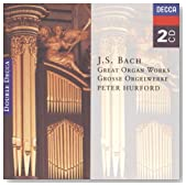 Bach Famous Organ Works