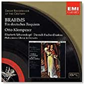 Brahms German Requiem