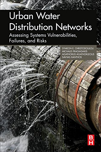 Urban Water Distribution Networks : Assessing Systems Vulnerabilities, Failures, and Risks