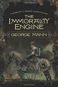 REVIEW: The Immorality Engine by George Mann