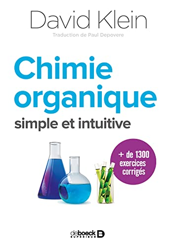 Chimie organique : simple et intuitive