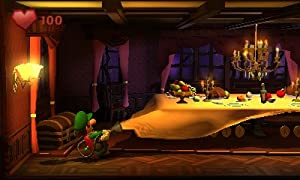 Screenshot: Luigi's Mansion 2