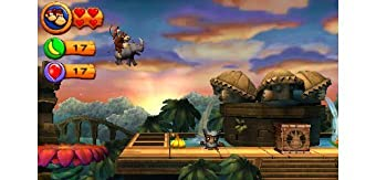 Screenshot: Donkey Kong Country Returns 3D