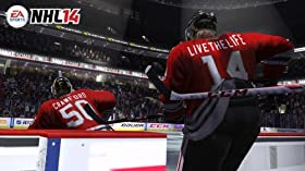Screenshot: NHL 14