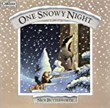 One Snowy Night - book cover picture