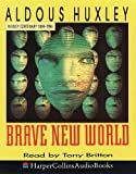 Brave New World - book cover picture