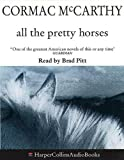 All the Pretty Horses - book cover picture