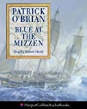 Blue at the Mizzen - book cover picture