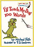 I'll Teach My Dog 100 Words (A Beginning Beginner Book) - book cover picture