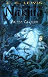 Prince Caspian - book cover picture