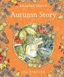 Autumn Story Brambly Hedge - book cover picture