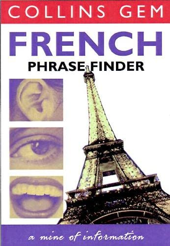 French Phrase Finder (Collins Gem Phrase Finder), Nicolas, Josiane