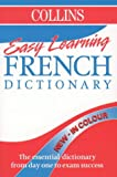 Collins Easy Learning French Dictionary (DICTIONARY)
