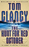 Hunt for Red October - book cover picture