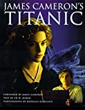 James Cameron's Titanic - book cover picture