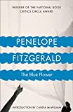 The blue flower - book cover picture