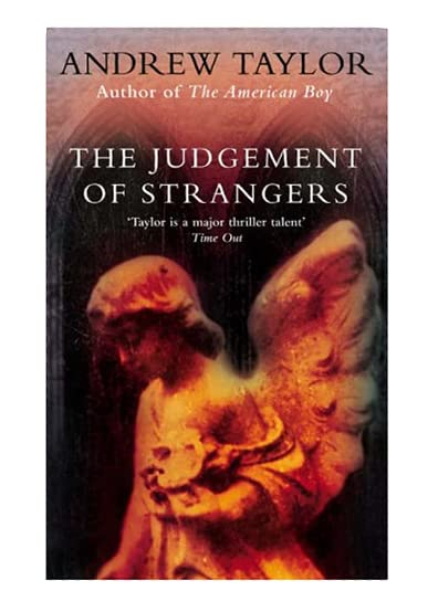The Judgement of Strangers: The Roth Trilogy Book 2 Andrew Taylor