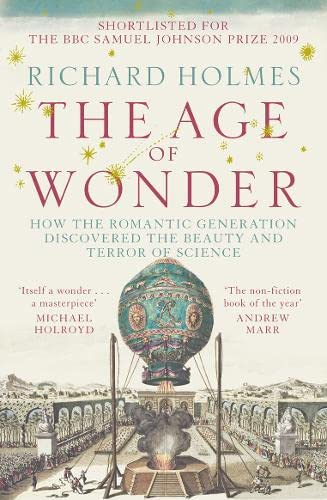 The Age of Wonder, by Holmes, R