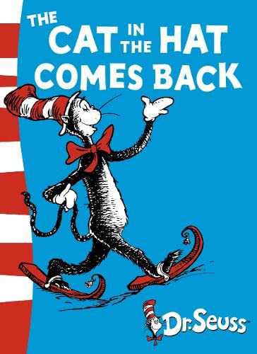 The Cat in the Hat Comes Back (Dr Seuss Green Back Books)