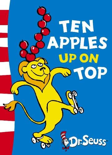 Ten Apples Up on Top (Dr Seuss Green Back Book)