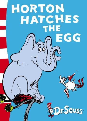 Horton Hatches the Egg (Dr Seuss Yellow Back Book)