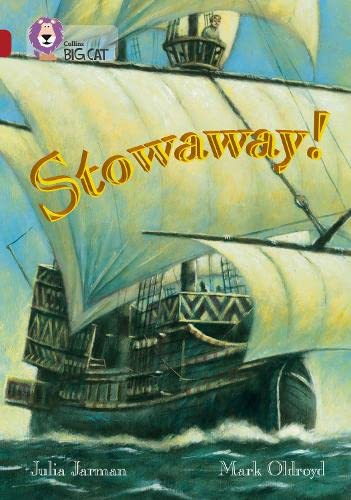 Stowaway! (Collins Big Cat) (Bk. 14)