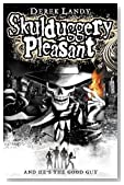 Skulduggery Pleasant (UK)