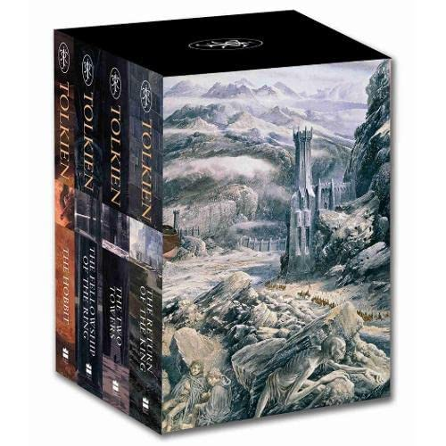 The Hobbit & The Lord of the Rings: Boxed set