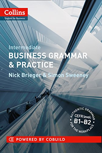Collins Business Grammar & Practice. Intermediate (Collins English for Business)