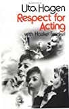 Respect for Acting - book cover picture