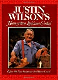 Justin Wilson's Homegrown Louisiana Cookin' - book cover picture