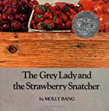 The Grey Lady and the Strawberry Snatcher - book cover picture