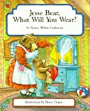 Jesse Bear, What Will You Wear? (Jesse Bear) - book cover picture