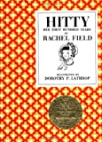 Hitty : Her First Hundred Years - book cover picture