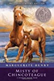 Misty of Chincoteague - book cover picture