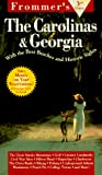 Frommer's The Carolinas & Georgia (3rd Ed) - book cover picture